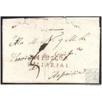 1817. ESPAÑA. SPAIN. ORMATEGUI A AZPEITIA.