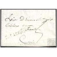 1839. ESPAÑA. SPAIN. CILLEROS A CORIA.