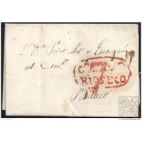 1840. ESPAÑA. SPAIN. VILLALON A BILBAO.