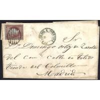 TOLEDO. S/F. ESPAÑA. SPAIN. 4 CUARTOS. ED. 40. PUENTE DEL ARZOBISPO A MADRID.