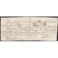 CIRCA 1820. ESPAÑA. SPAIN. SANTIAGO A CORUÑA.