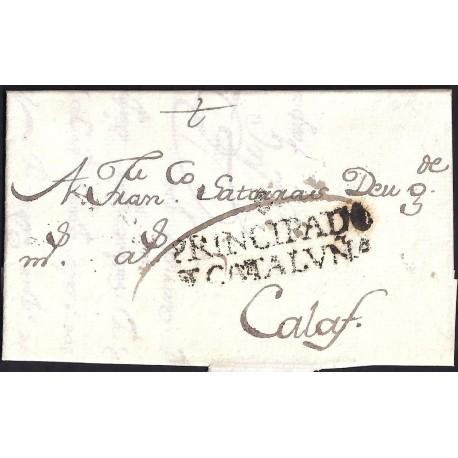 1790. ESPAÑA. SPAIN GERRI A CALAF.