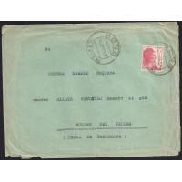 GUERRA CIVIL. REPUBLICANOS. SPANISH CIVIL WAR. REPUBLICANS. 1938. PONTS A MOLLET. 45 CTS. ED. 752.