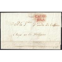 1839. ESPAÑA. SPAIN. SAN FERNANDO A LA HABANA.
