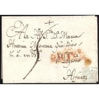 1807. ESPAÑA. SPAIN. CASSALAREINA A ALFARO.