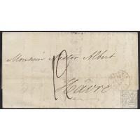 1847. ESPAÑA. SPAIN. TENERIFE (CANARIAS) A LE HAVRE. FRANCIA. FRANCE.